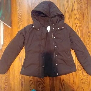 H&M puffer jacket, large size